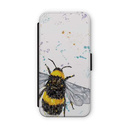 """The Bee"" Flip Phone Case"