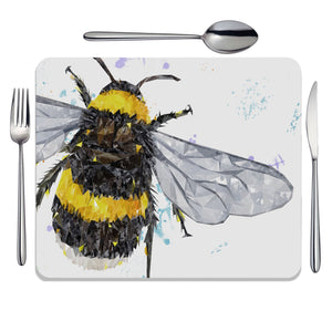 """The Bee"" Placemat - Andy Thomas Artworks"