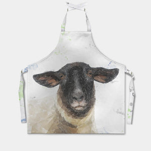 """The Suffolk"" Suffolk Sheep Apron - Andy Thomas Artworks"