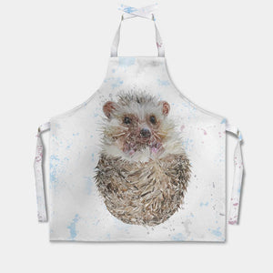 """Milton"" The Hedgehog Apron - Andy Thomas Artworks"