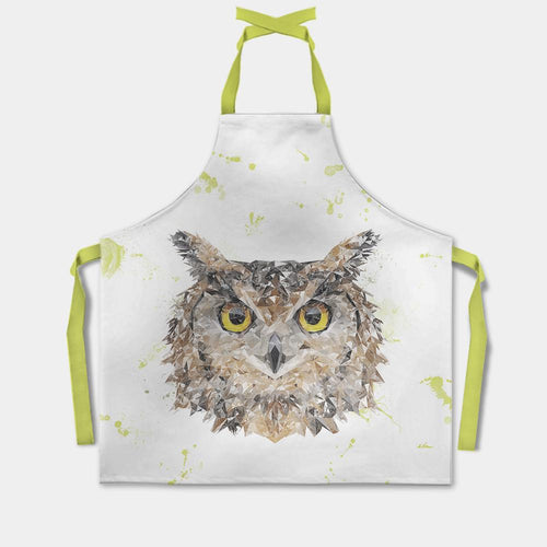 """Brown Owl"" Apron"