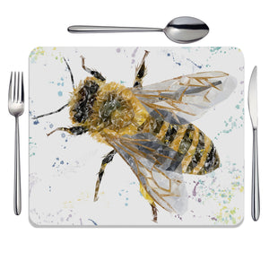 """The Honey Bee"" Placemat - Andy Thomas Artworks"