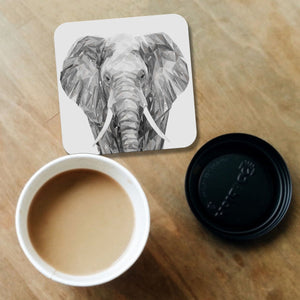 """Ernest"" The Elephant Coaster - Andy Thomas Artworks"
