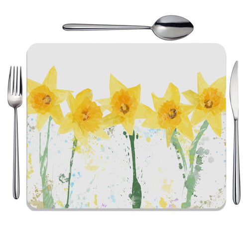 """The Daffodils"" Placemat"