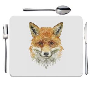 """The Fox"" Placemat - Andy Thomas Artworks"