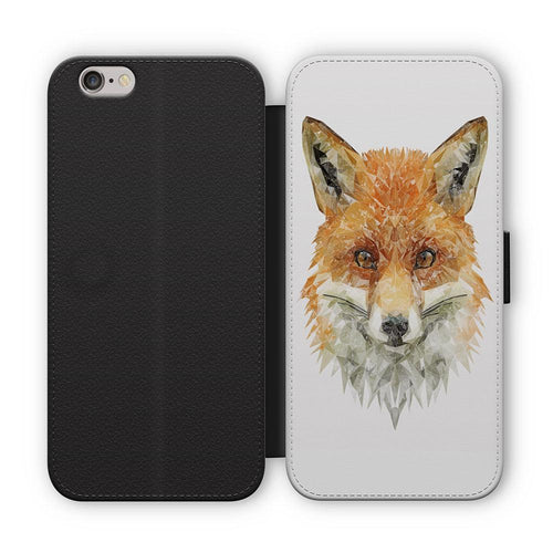 """The Fox"" Flip Phone Case"