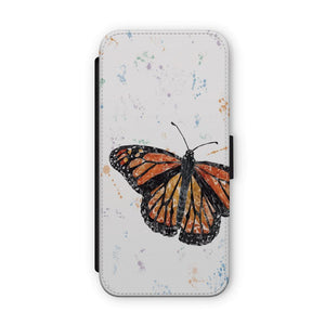 """The Butterfly"" Flip Phone Case - Andy Thomas Artworks"