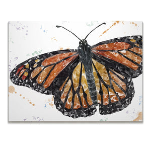 """The Butterfly"" Skinny Canvas Print - Andy Thomas Artworks"