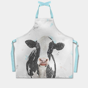 """Harriet"" The Holstein Cow Apron - Andy Thomas Artworks"