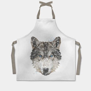 """The Wolf"" Apron - Andy Thomas Artworks"