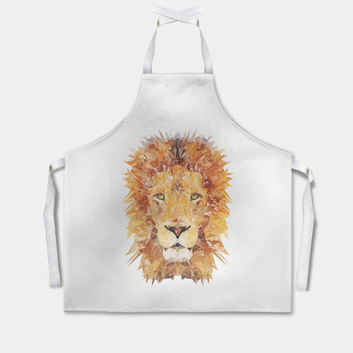 """The Lion"" Apron"
