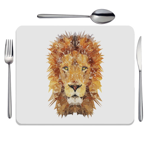 """The Lion"" Placemat"