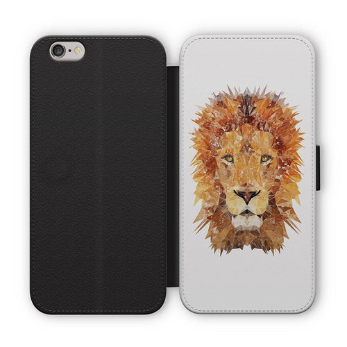 """The Lion"" Flip Phone Case"