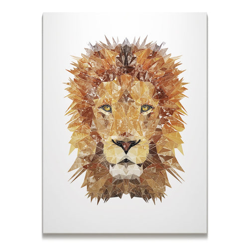 """The Lion"" Skinny Canvas Print"