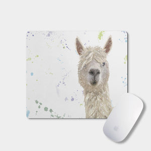 """Rowland"" The Alpaca Mousemat"