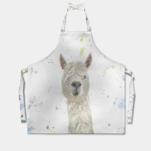 """Rowland"" The Alpaca Apron - Andy Thomas Artworks"