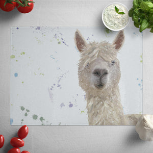 """Rowland"" The Alpaca Glass Worktop Saver"