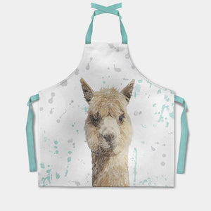 """Alice"" The Alpaca Apron - Andy Thomas Artworks"