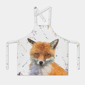 """Rusty"" The Fox Apron - Andy Thomas Artworks"