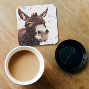 """Conka"" Coaster - Andy Thomas Artworks"