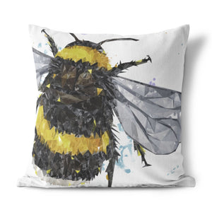 """The Bee"" Cushion - Andy Thomas Artworks"