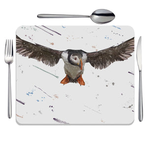 """Frank"" The Puffin Placemat - Andy Thomas Artworks"