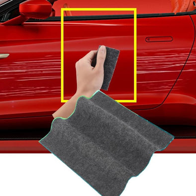 Car Scratch Repair Tool Cloth Nano Material Surface Rags For Automobile Light Paint Scratches Remover Scuffs For Car Accessories