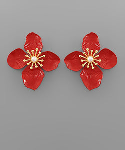 Flower Earrings