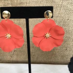 Floral Earrings