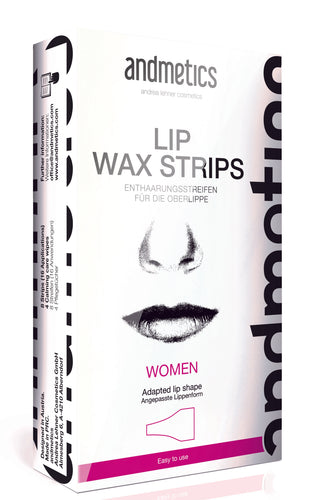 Wax Strips for the Upper Lip - Women