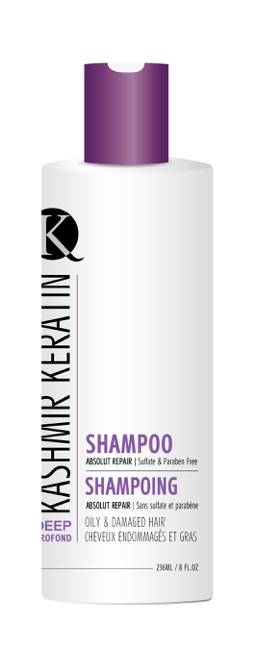 Deep Shampoo Oily and Damaged Hair 236 ml