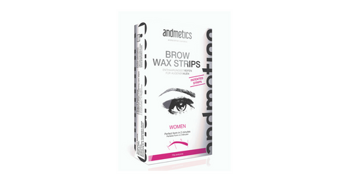 Brow Wax Strips Women