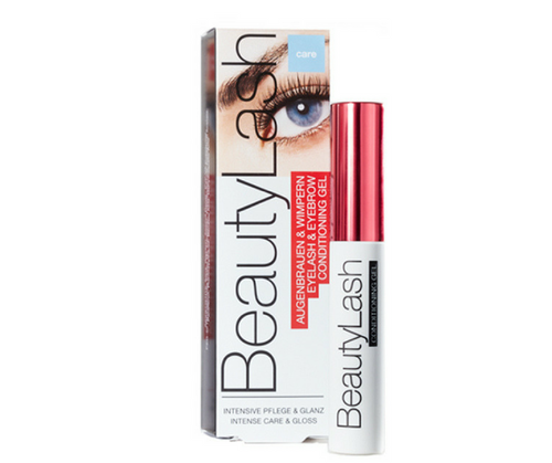 BeautyLash lash and Brow Conditioning Gel - CHOCO