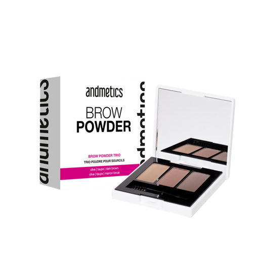BROW powder trio