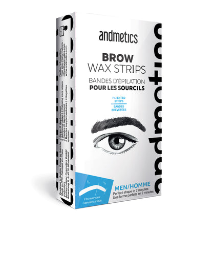 Brow Wax Strips - Men
