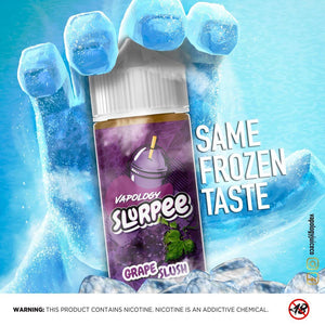 Vapology Grape Slurpee 2mg 120ml