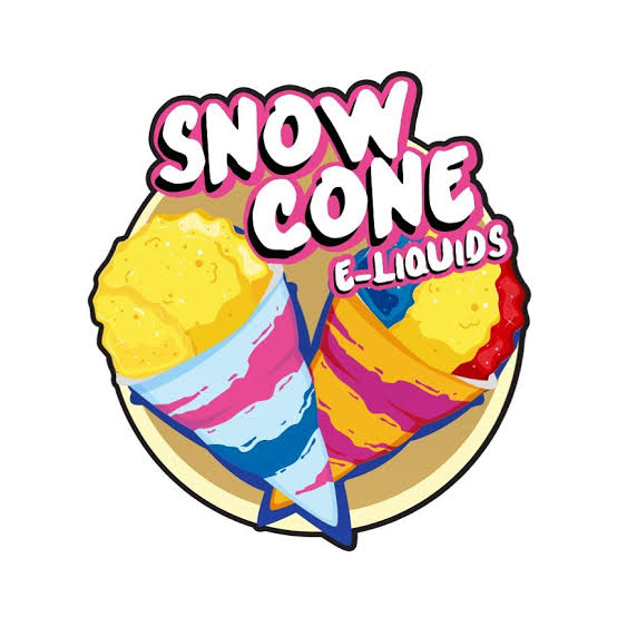 Snow Cone Eliquid Salts