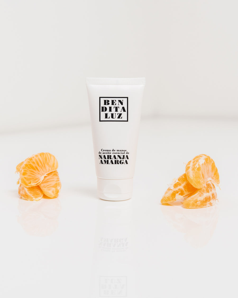 Bitter Orange Essential Oil Hand Cream