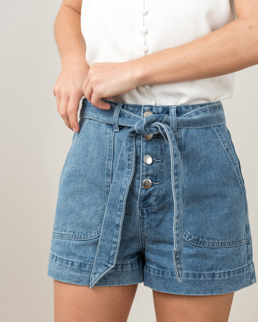 Ilea Denim Shorts