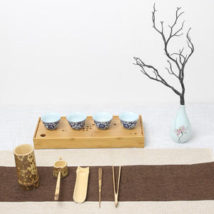 Bamboo Tea Toolset
