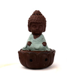 Buddha Incense Cone Burner