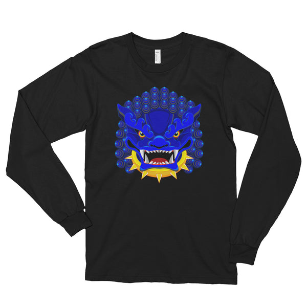 Year of the Foo Dog by AW177 - Long sleeve t-shirt (unisex)