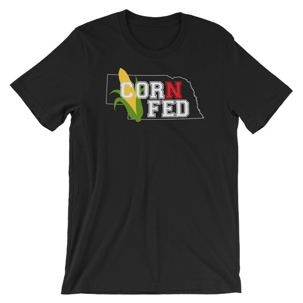 CORN FED Short-Sleeve Unisex T-Shirt