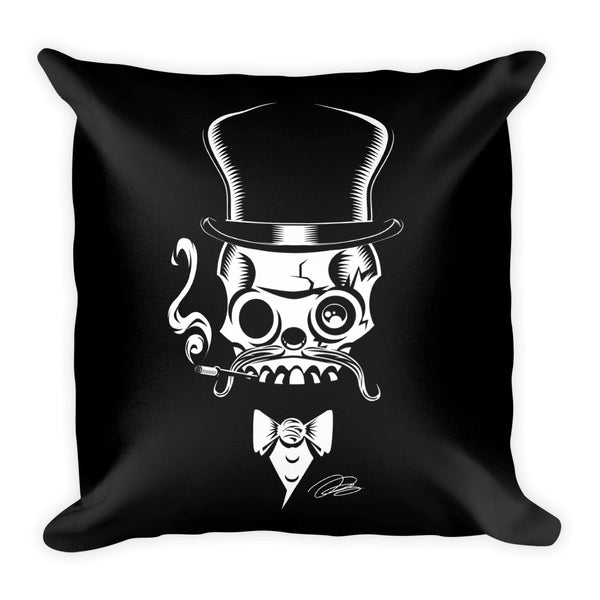 One-Eyed Jack - Square Pillow