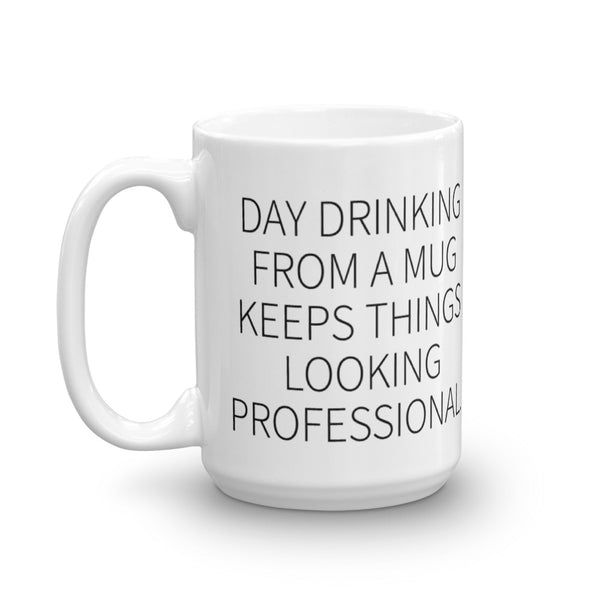 Professional Day Drinking - Mug