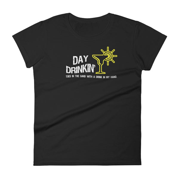 Day Drinkin' - Women's short sleeve t-shirt