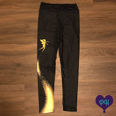 Fairy Dust leggings at the Plum Hanger