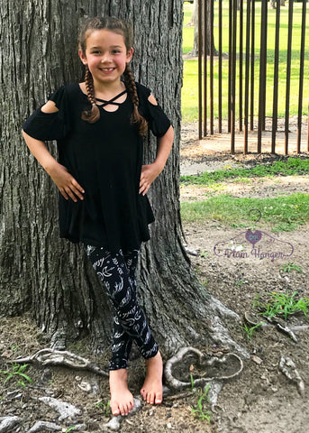 Boho mommy and me outfit | Plum Hanger Boutique