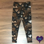 Coffee Chaos leggings | Plum Hanger