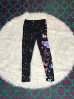 Colorful Butterflies leggings | Plum Hanger